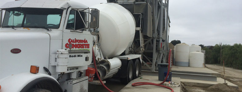 Orange County Concrete Supply and Delivery