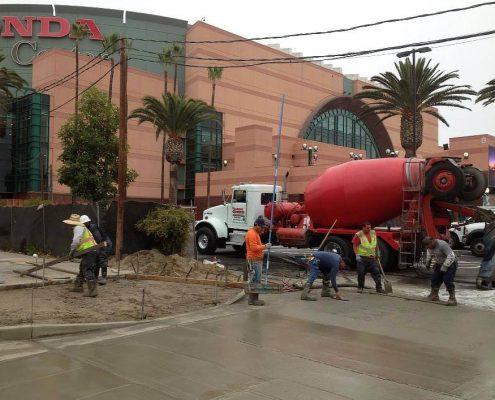 Commercial Concrete Services Orange County