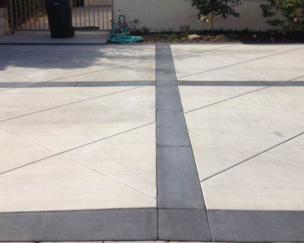 Residential / DIY Concrete Services in Orange County & Los Angeles